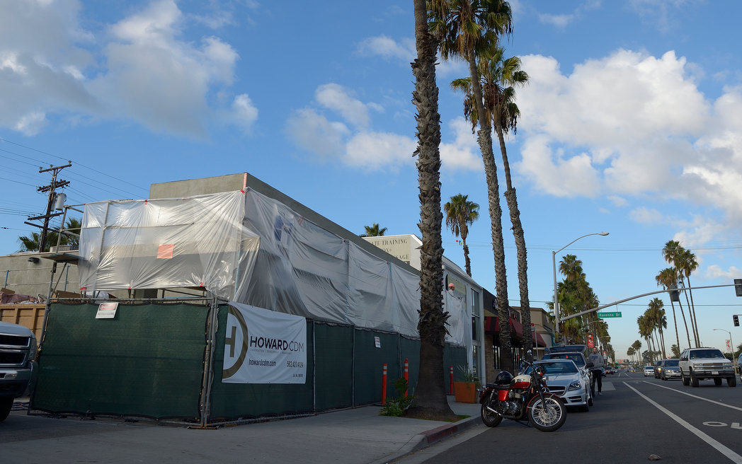 The former site of Kelly's of Naples is undergoing a transformation to Chianina Steakhouse. The new restaurant is scheduled to open on Dec. 15.